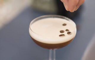 Cocktail avec café
