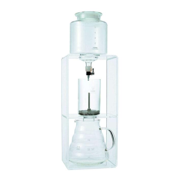Wassertropfer aus Glass