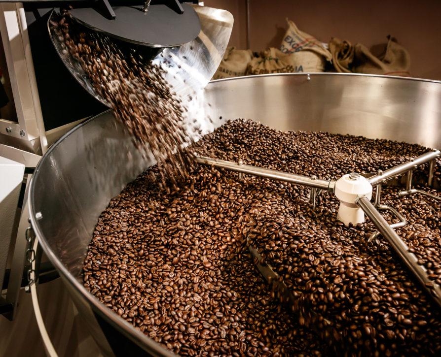 Röstmaschine von Cocuma Caffè