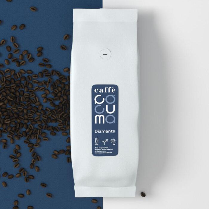 Kaffee Mischung von Cocuma Diamante