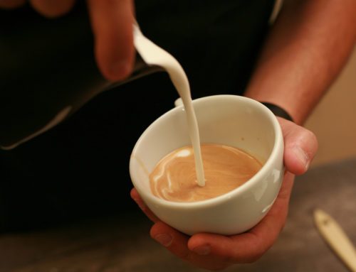 Cappuccino-Kunst