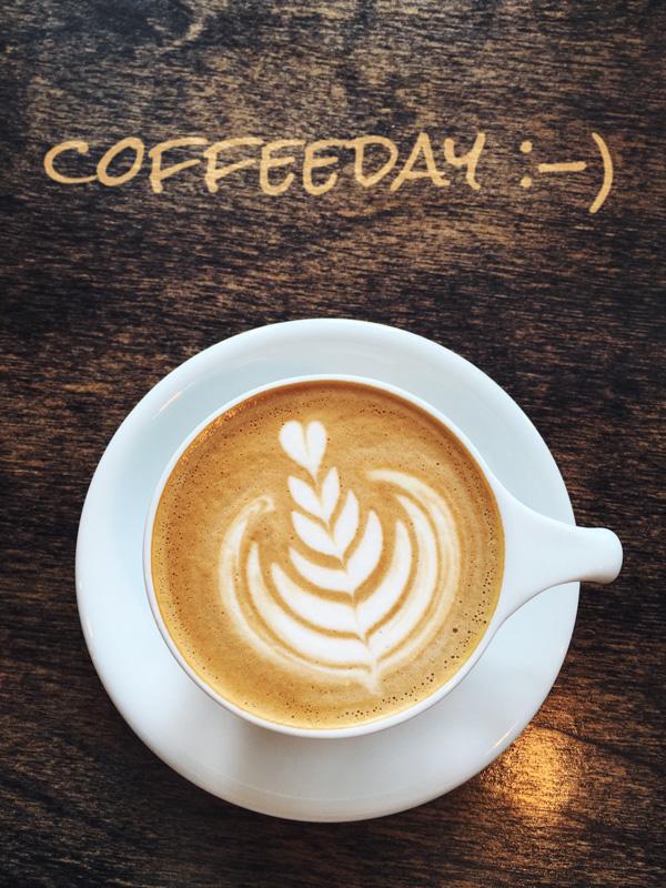 Cappuccino Coffeeday