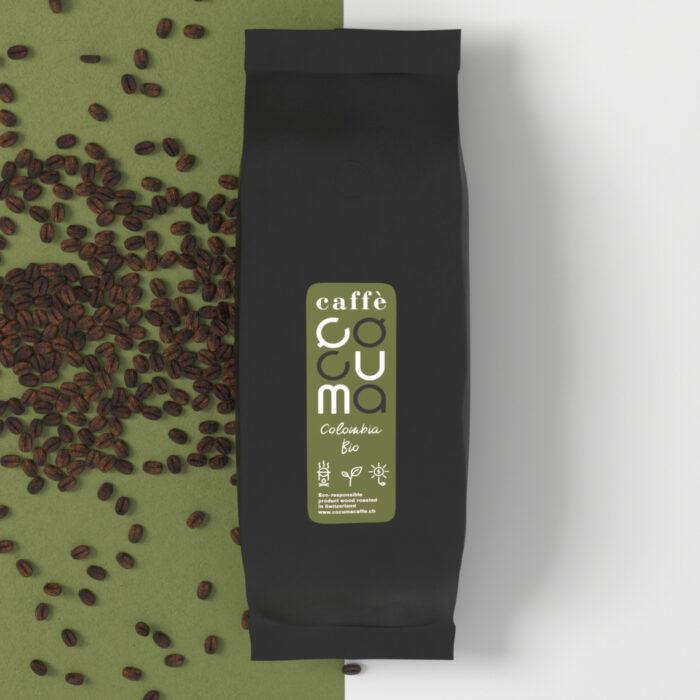 Kolumbia Bio Kaffee Mischung