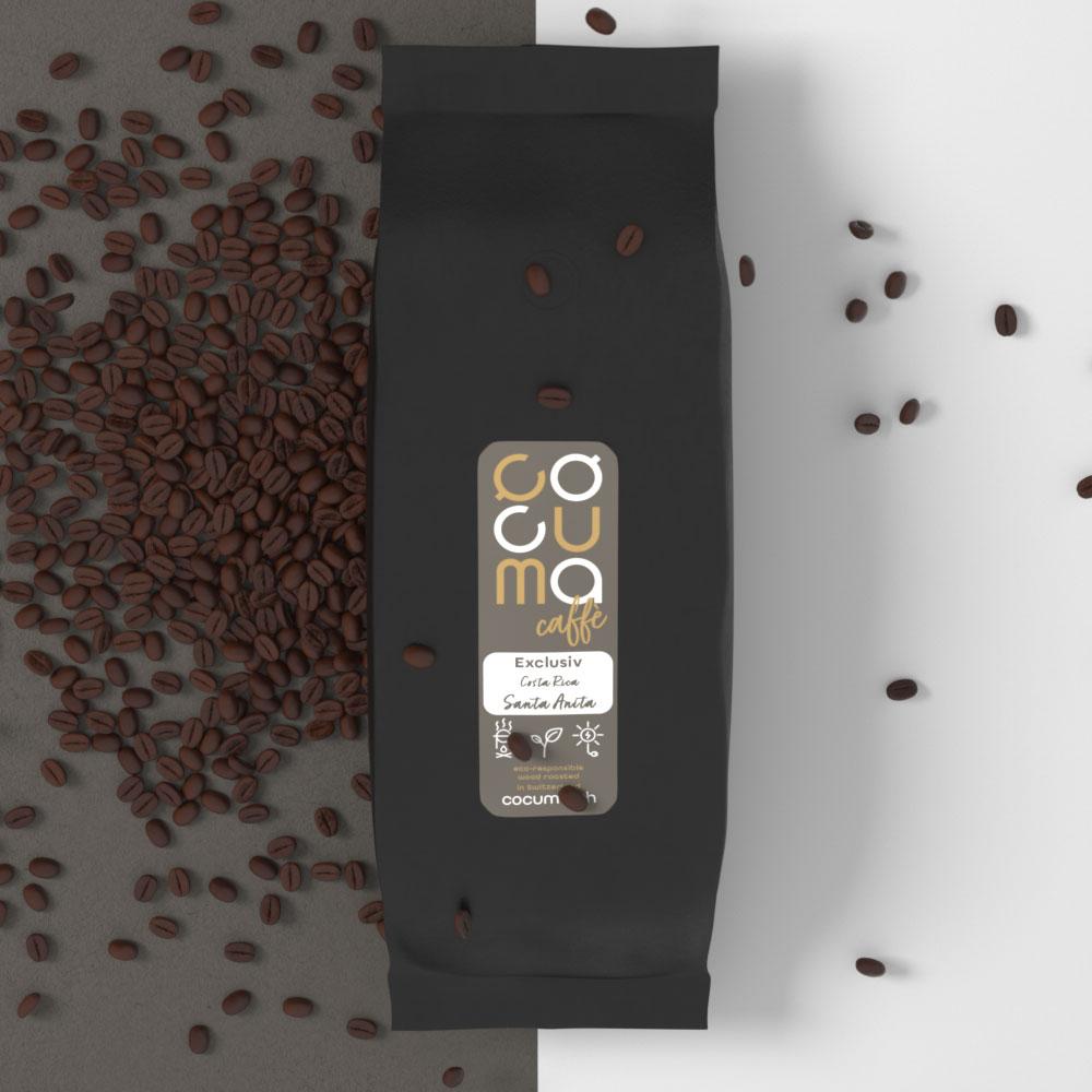 Kaffee von Costa Rica Santa Anita