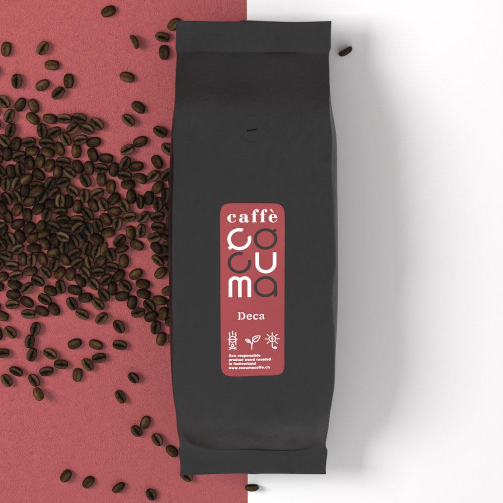 Koffeinfreier Kaffee von Cocuma