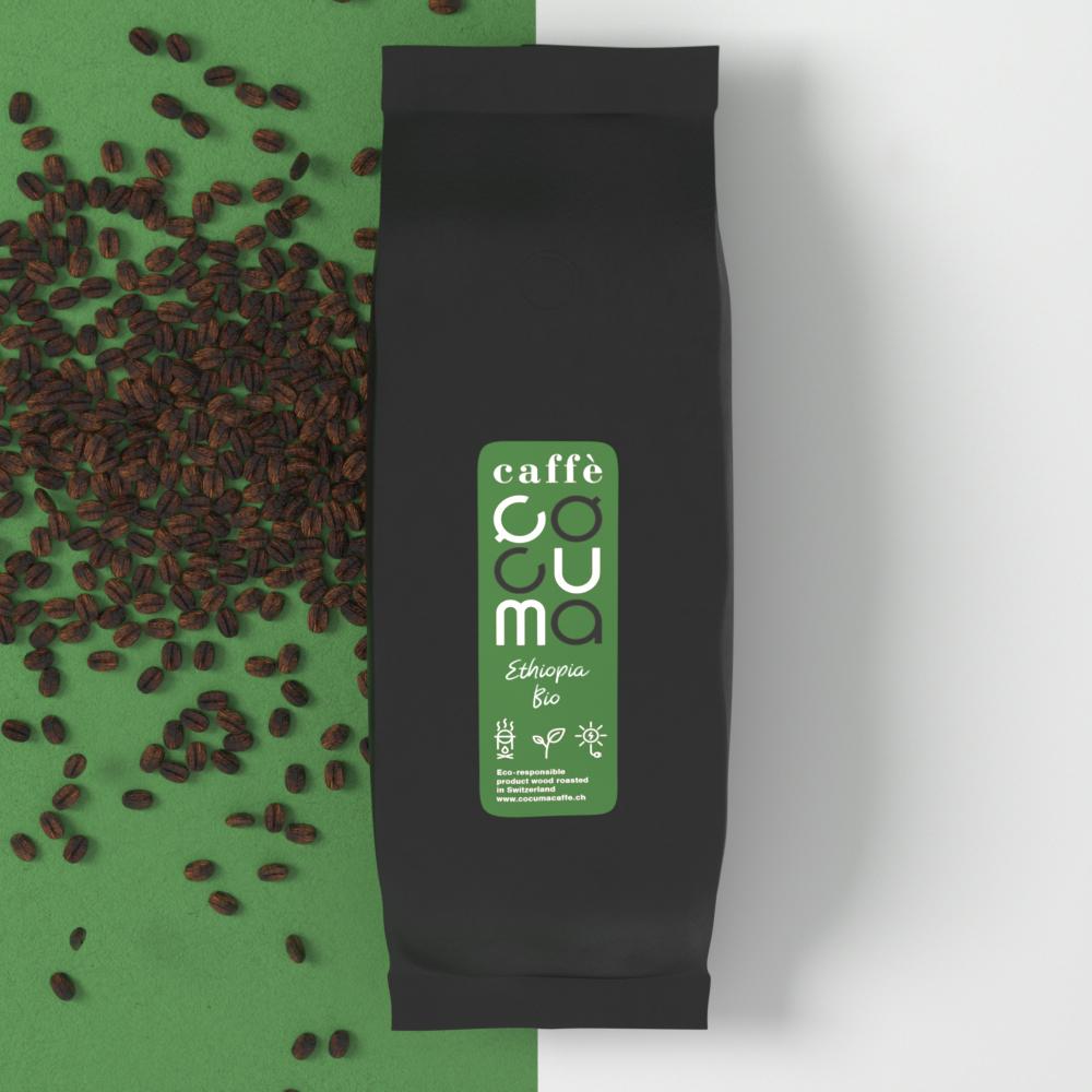 Ethiopia Bio Kaffee Mischung