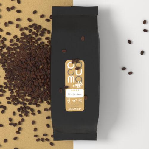 Eine spezielle Kaffeesorte aus Kolumbien