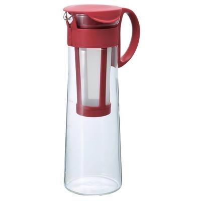 Kalter Kaffee Kaffeekanne