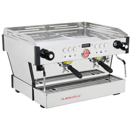 Zweigruppige Siebträger Kaffeemaschine La Marzocco